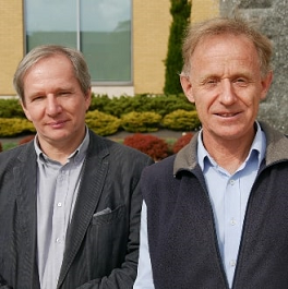 miniatura Wojciech Słomczyński i Karol Życzkowski z CBIP w rozmowie dla Radia RMF FM o ordynacji w wyborach do Parlamentu Europejskiego